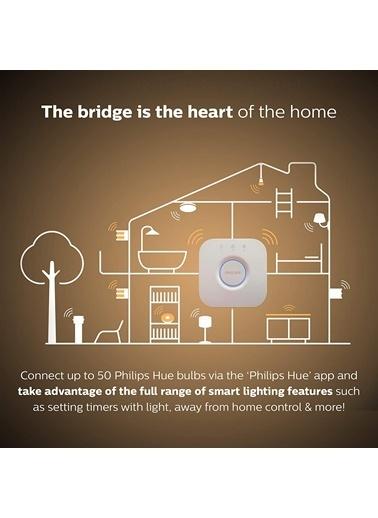 Philips Hue Beyaz Ambiyans E27 Duylu Akıllı 3lü Smart Button Başlangıç Seti Beyaz